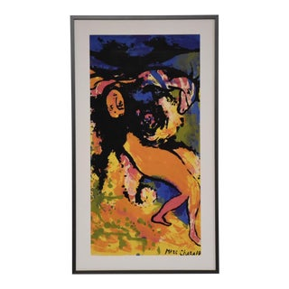 Marc Chagall Serigraph