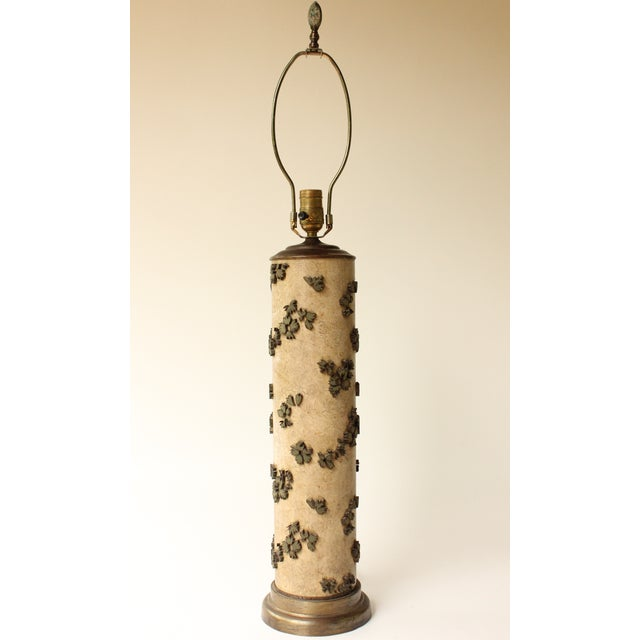 Wallpaper Roller Table Lamp - Image 3 of 7