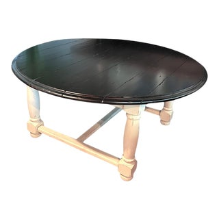 Fremarc Designs Country English Coffee Table For Sale