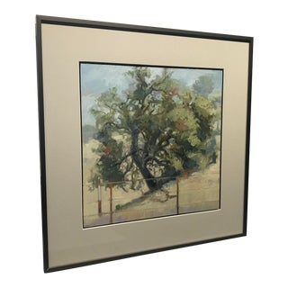 Landscape From California Oaks Series - #004, by Fred Hope For Sale