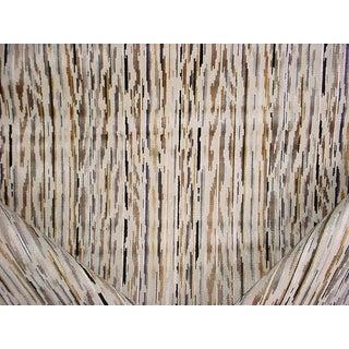 Zoffany Harlequin 13129 Naru Camel Southwest Velvet Upholstery Fabric - 10y For Sale