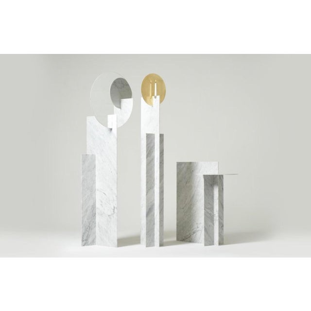 Contemporary Marmomarmo Collection by Alberto Bellamoli For Sale - Image 3 of 6
