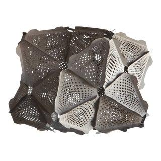 TGM Cloud Light - Laser Cut Matte Board Sculptural Pendant For Sale