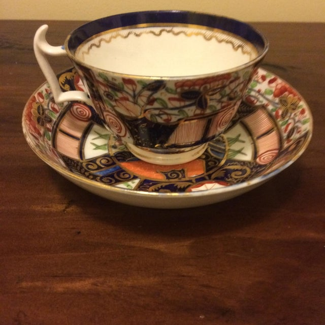 Royal Crown Derby Imari Tea Cup & Saucer, Circa 1800 - Image 2 of 8