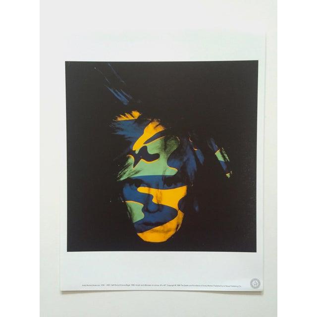 "Andy Warhol Estate Rare Vintage 1989 "" Familiar Faces "" Portfolio Collector's Pop Art Lithograph Prints - Set of 6 For Sale - Image 9 of 13"