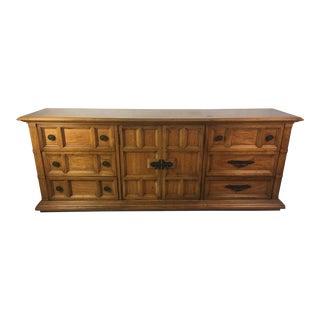 Vintage Broyhill Dresser For Sale