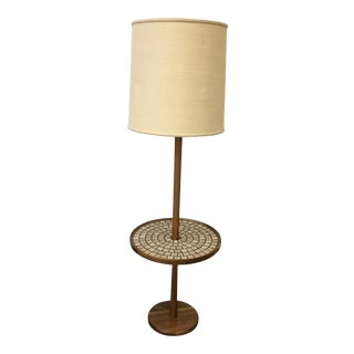 Jane & Gordon Martz for Marshall Studio Walnut Lamp Table For Sale