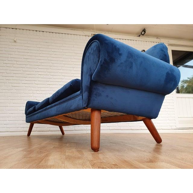 1960s Vintage Kurt Østervig Danish 3 Seater Sofa For Sale - Image 10 of 13