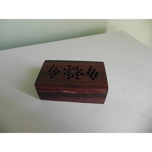 Kenyan Ironwood Box - Image 2 of 5