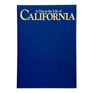 A Day in the Life of California - a Book For Sale