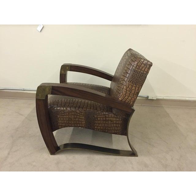 Lexington Furniture Apogee Leather Chair - Image 2 of 5