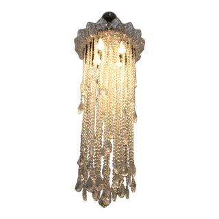Contemporary Swarovski Crystal Chandelier