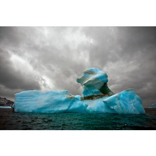 "John Conn ""Antarctica #30"" Iceberg Limited Edition Photograph, 2010 For Sale"