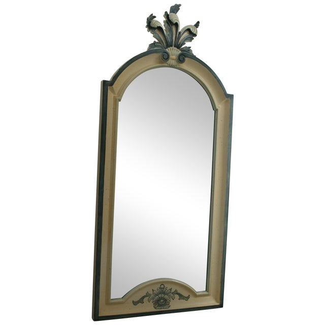 Vintage Country French La Barge Wood Framed Mirror - Image 1 of 6