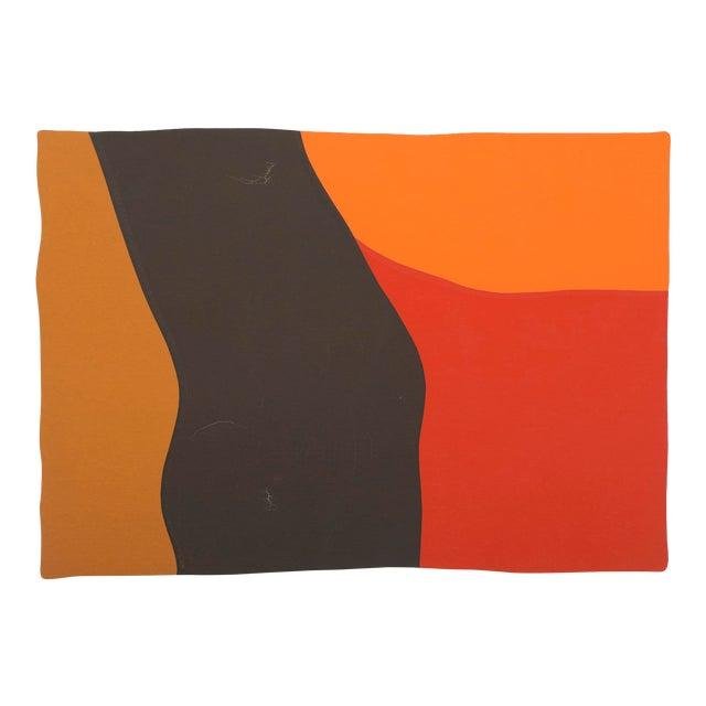 Original Silkscreen by C. Daniel Gelakoska - Desert Sunset, 1977 For Sale