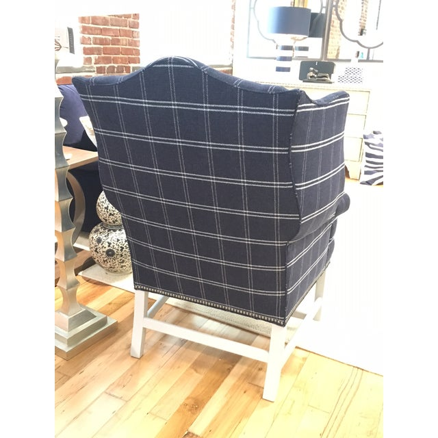 Hickory Chair Townsend Wing Chair - Image 4 of 5