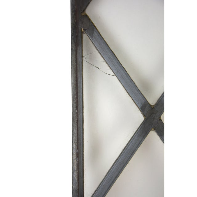 European Cottage Leaded Glass Window I - Image 3 of 4