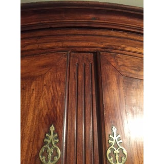 18th Century French Walnut 3 Drawer Armoire Preview