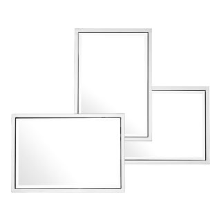Rectangular Silver Trio Mirror | Eichholtz Sensation For Sale