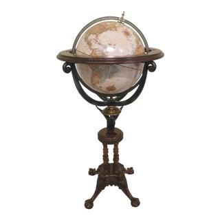 Maitland Smith Replogle Globe on Stand For Sale