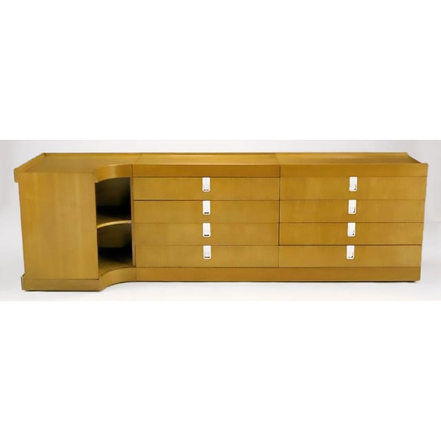 Brian Palmer for Baker 9800 Series modular 8 drawer dresser with optional corner cabinet. All three pieces can be...