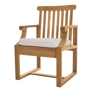 Summit Furniture First Cabin Dining Arm Chair For Sale