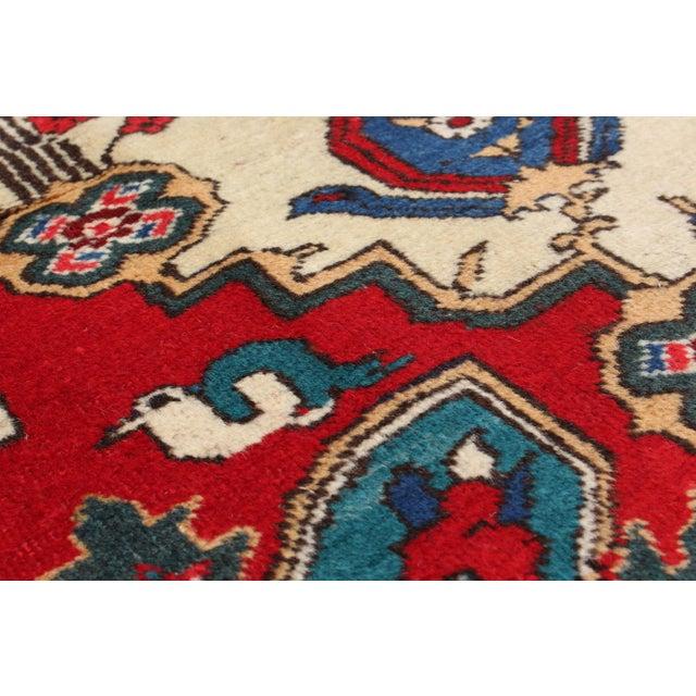 Vintage Ardabil Persian Rug - 7′4″ × 11′1″ - Image 2 of 2