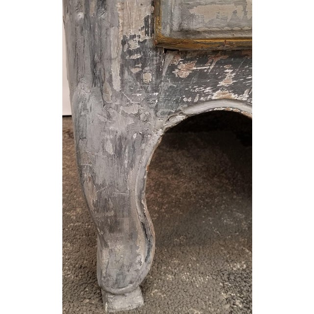 18th C. Louis XV Commode With Original Hardware For Sale - Image 10 of 12