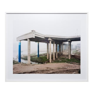 """""""Unfinished Elevated Highway, Ciqikou, Shapingba District, Chongqing"""" Photograph by Sze Tsung Leong For Sale"""