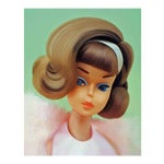 """""""Tickled Pink"""" Barbie Painting"""