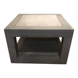 Serena & Lily Mercer Cocktail Table For Sale