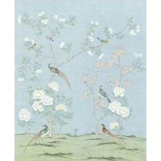 "Casa Cosima Henri Spring Wallpaper Mural - 2 Panels 72"" W X 108"" H For Sale"