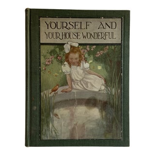 1910s Yourself and Your House Book For Sale