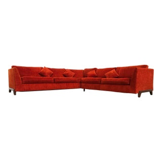Sectional Sofa by Adrian Pearsall for Craft Associates For Sale