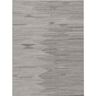 New Kilim Flat Weave Rug Hand Woven 8'4 X 11'9 Preview