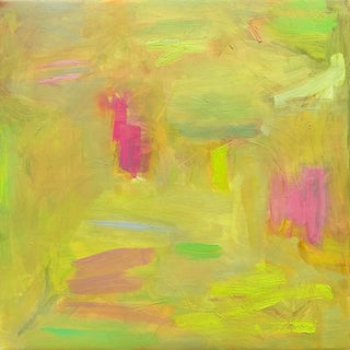 """Falling Leaves"""" by Trixie Pitts Abstract Expressionist Oil Painting For Sale"""
