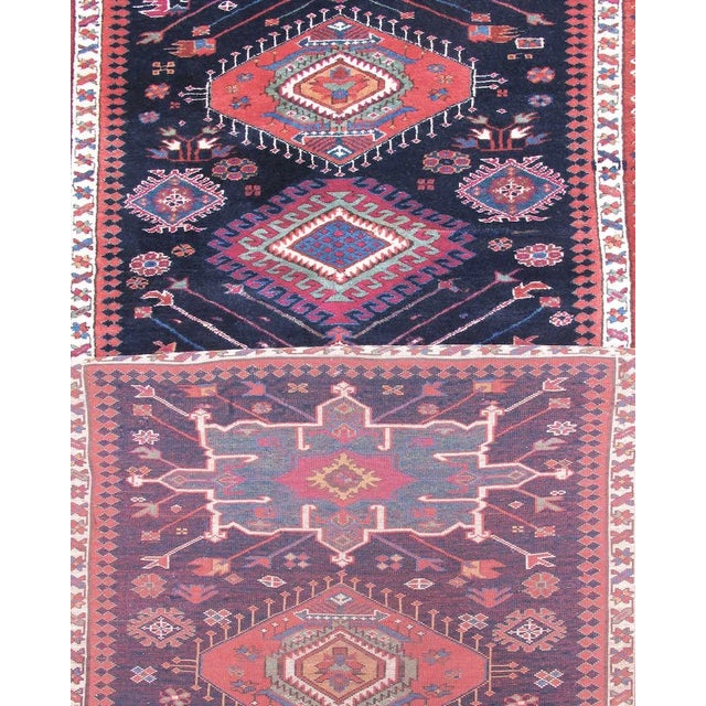 Karadagh Rug from Northwest Persia For Sale - Image 4 of 4