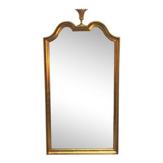 Vintage Italian La Barge Neo Regency Gilt Mirror For Sale