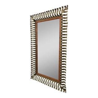 1960s Vintage Large Mirror