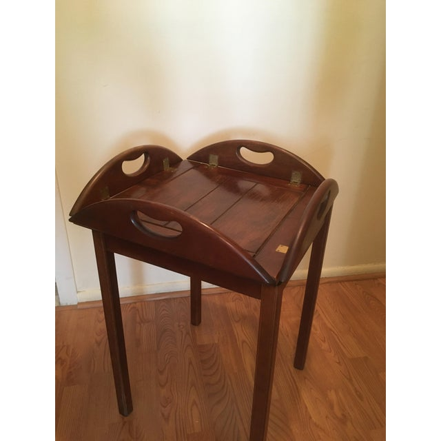 20th Century Bombay Butler Tray Table For Sale - Image 4 of 13