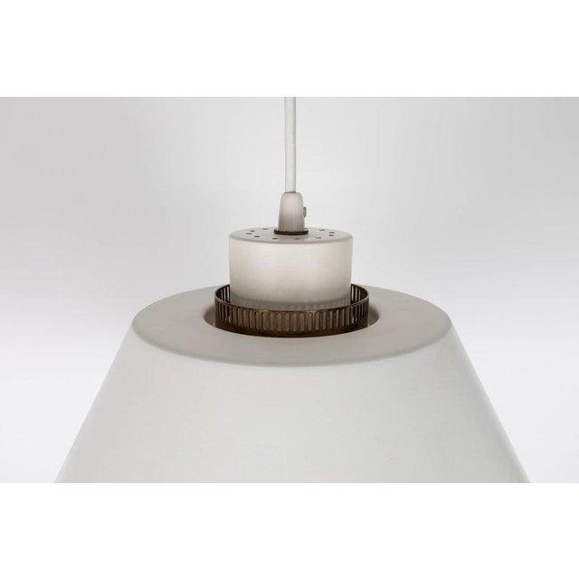 1940s Modern Aino Aalto 'Ama 500' Pendant Light For Sale - Image 9 of 13