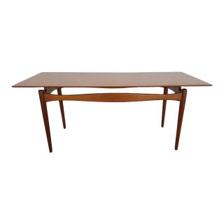 A Finn Juhl Attributed Teak Coffee Table For Sale
