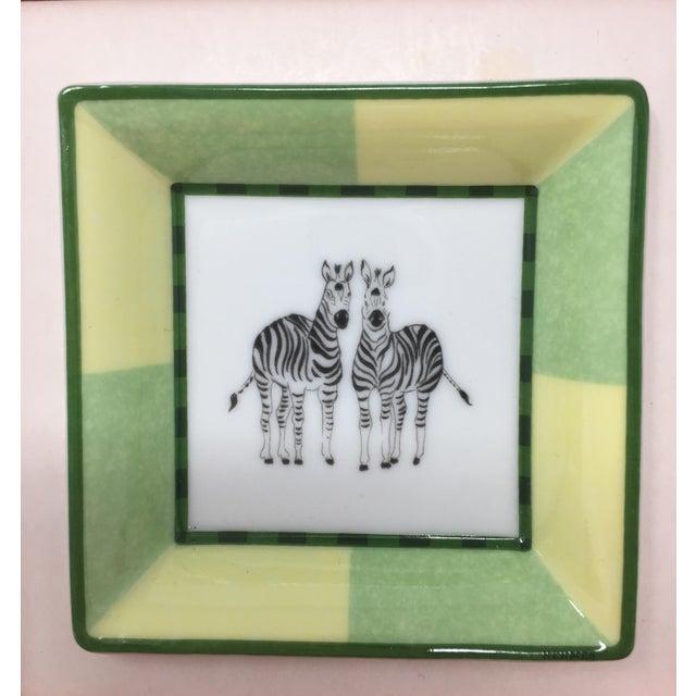 Hermes Mini Zebra Tray For Sale In Greensboro - Image 6 of 6