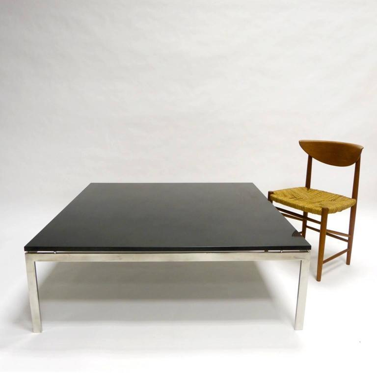 Impressive Monumental Coffee Table By Jacob Epstein For Cumberland Furniture    Image 4 Of 6