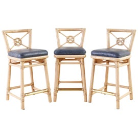 Image of Beige Bar Stools
