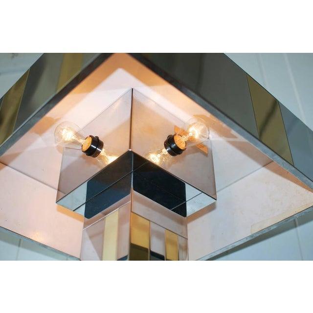Paul Evans Paul Evans Cityscape Table Lamp For Sale - Image 4 of 10