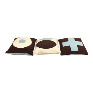 Jonathan Adler Toss Pillows - Set of 3