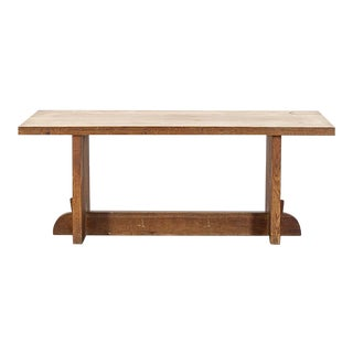 1930s Axel Einor Hjorth Table For Sale
