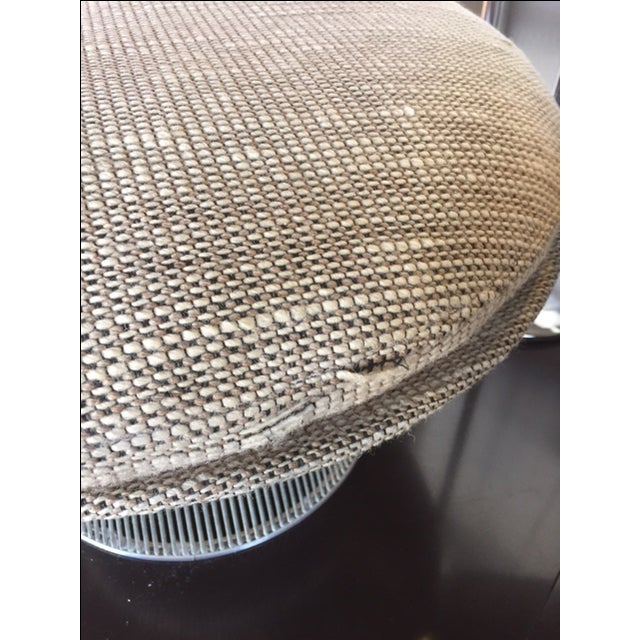 Warren Platner for Knoll Lounger & Ottoman - Image 9 of 10