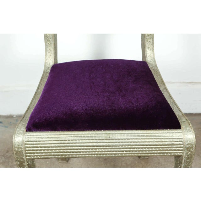 Anglo Raj Wedding Side Chair For Sale In Los Angeles - Image 6 of 8